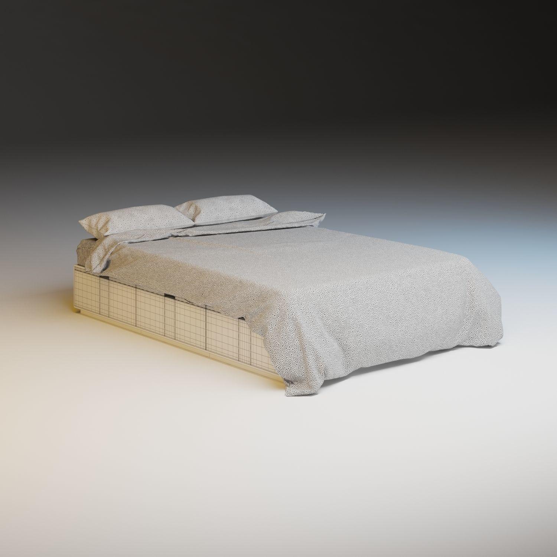 Ikea Nordli Bed