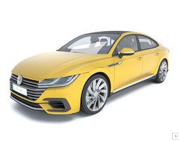 3D Volkswagen Arteon