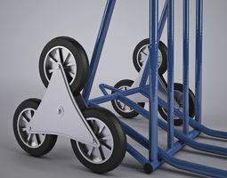 Sack Truck 5 3D Model
