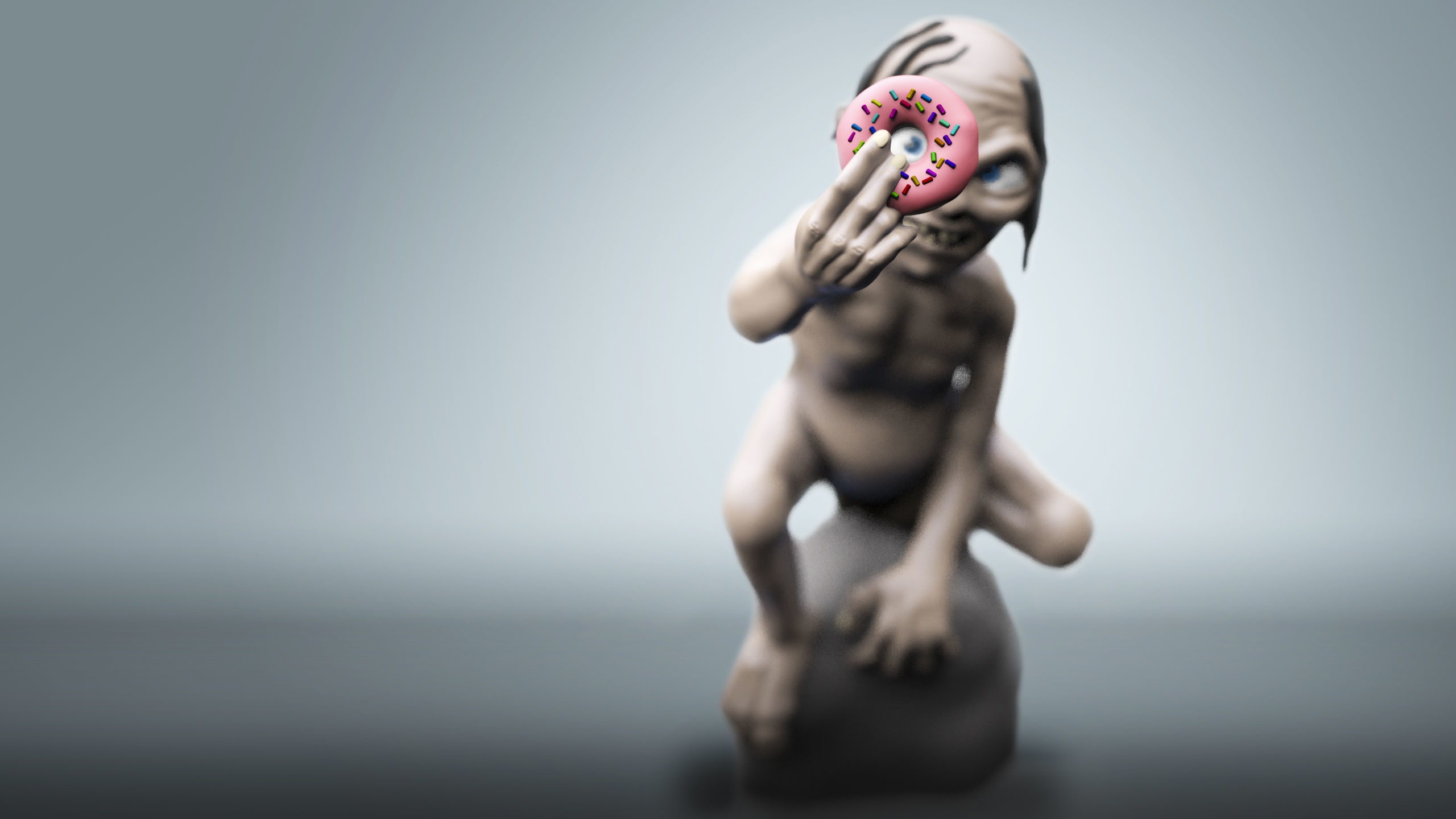 Chubby Gollum