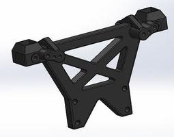 Traxxas E Maxx T Maxx S Maxx Shock Tower 3D Print Model