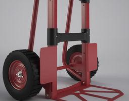 Sack Truck 2 3D Model