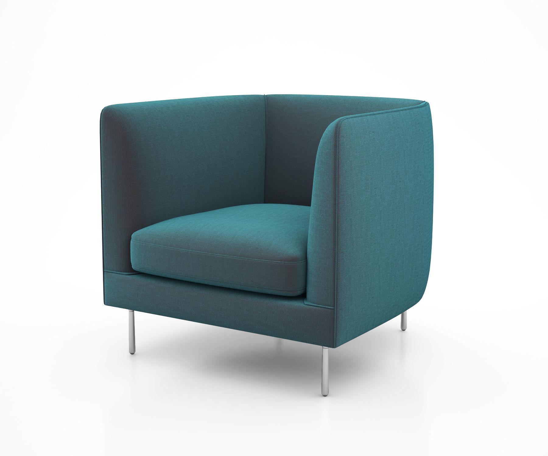 Delta club chair by Bensen