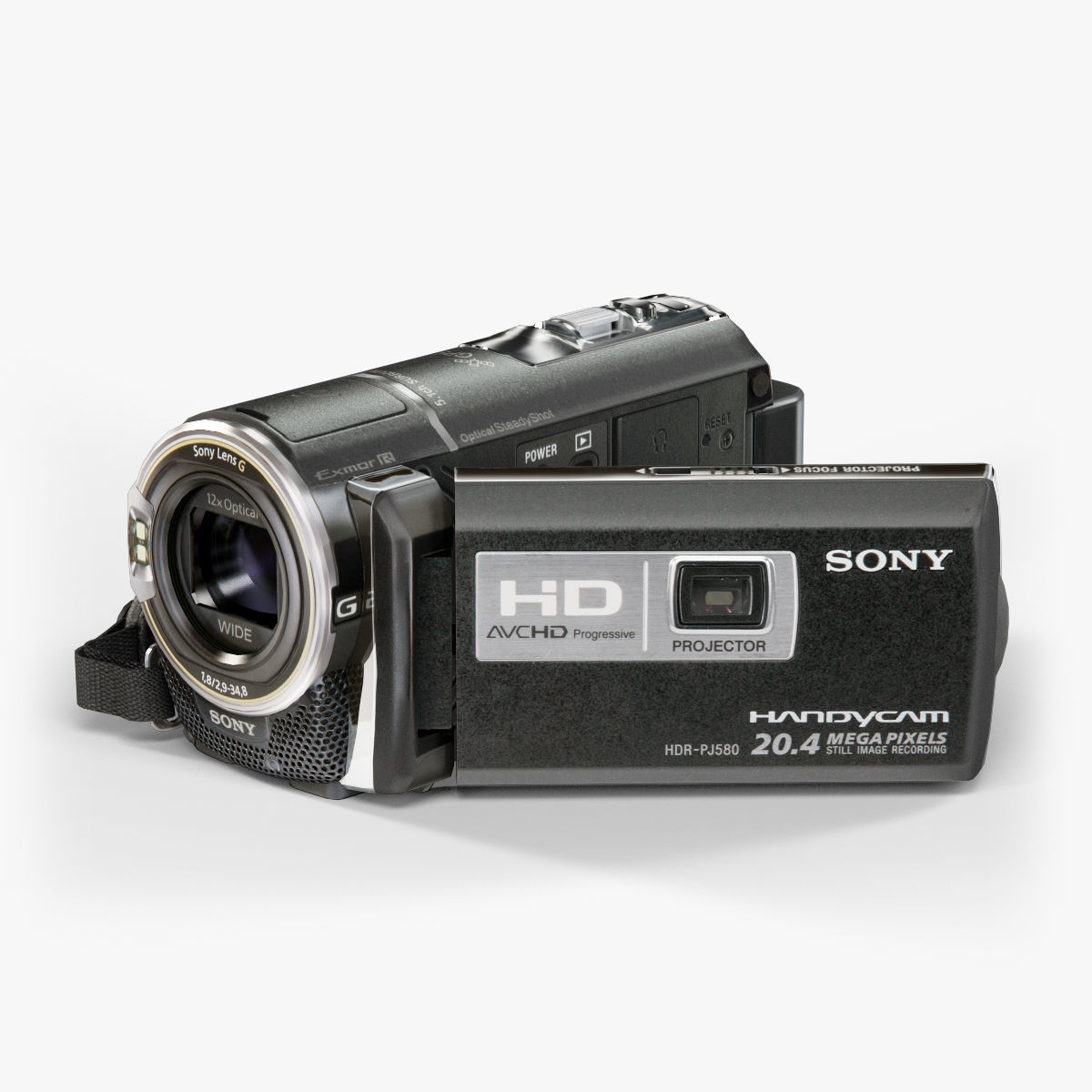 Sony HDR-PJ580 camcorder