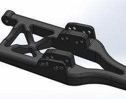 Traxxas S Maxx T Maxx Lower Suspension Arm Set TRA5132R 1
