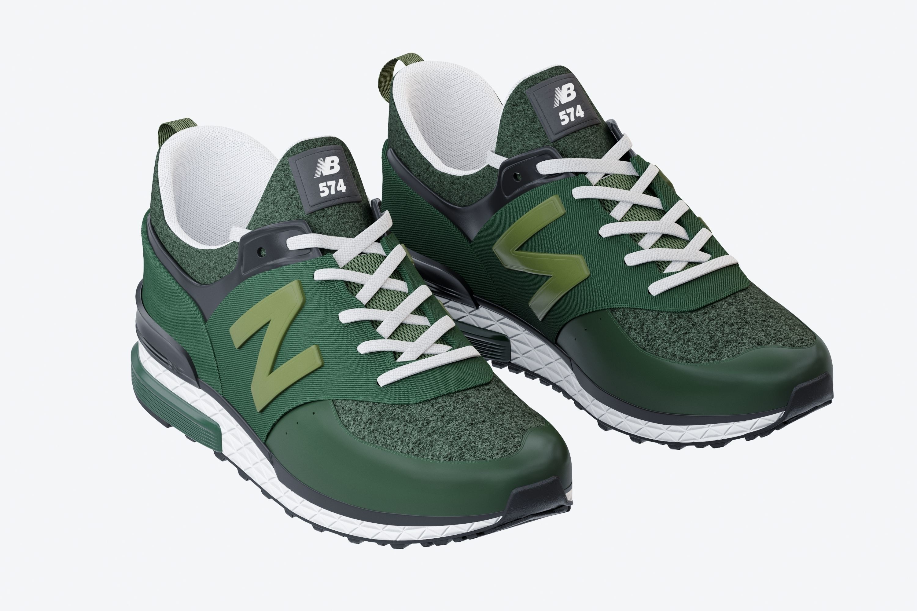 on sale 2a292 9932b New Balance Era 574 Sport | 3D model