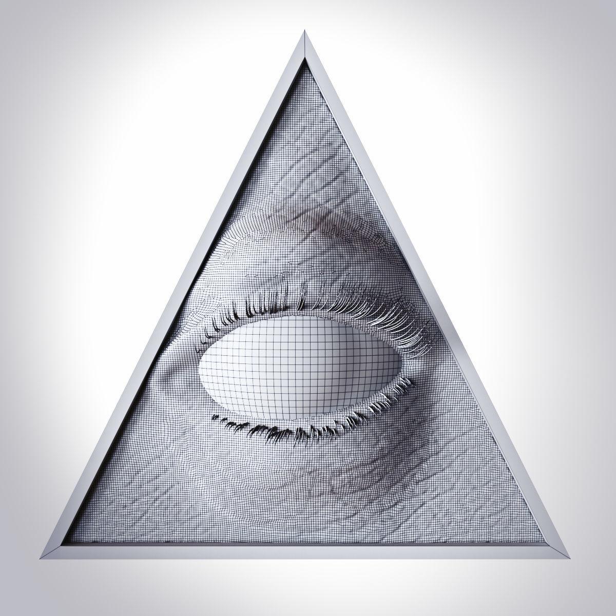 3d Illuminati Symbol Cgtrader