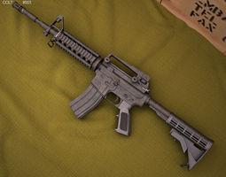 Colt M4A1 3D