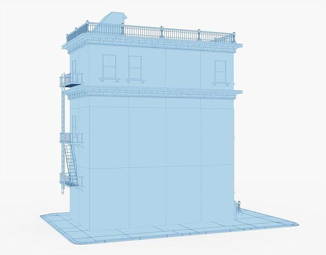 city apartment building 3 3d model low poly obj mtl 3ds fbx stl blend How Can I Avoid Property Pitfalls?