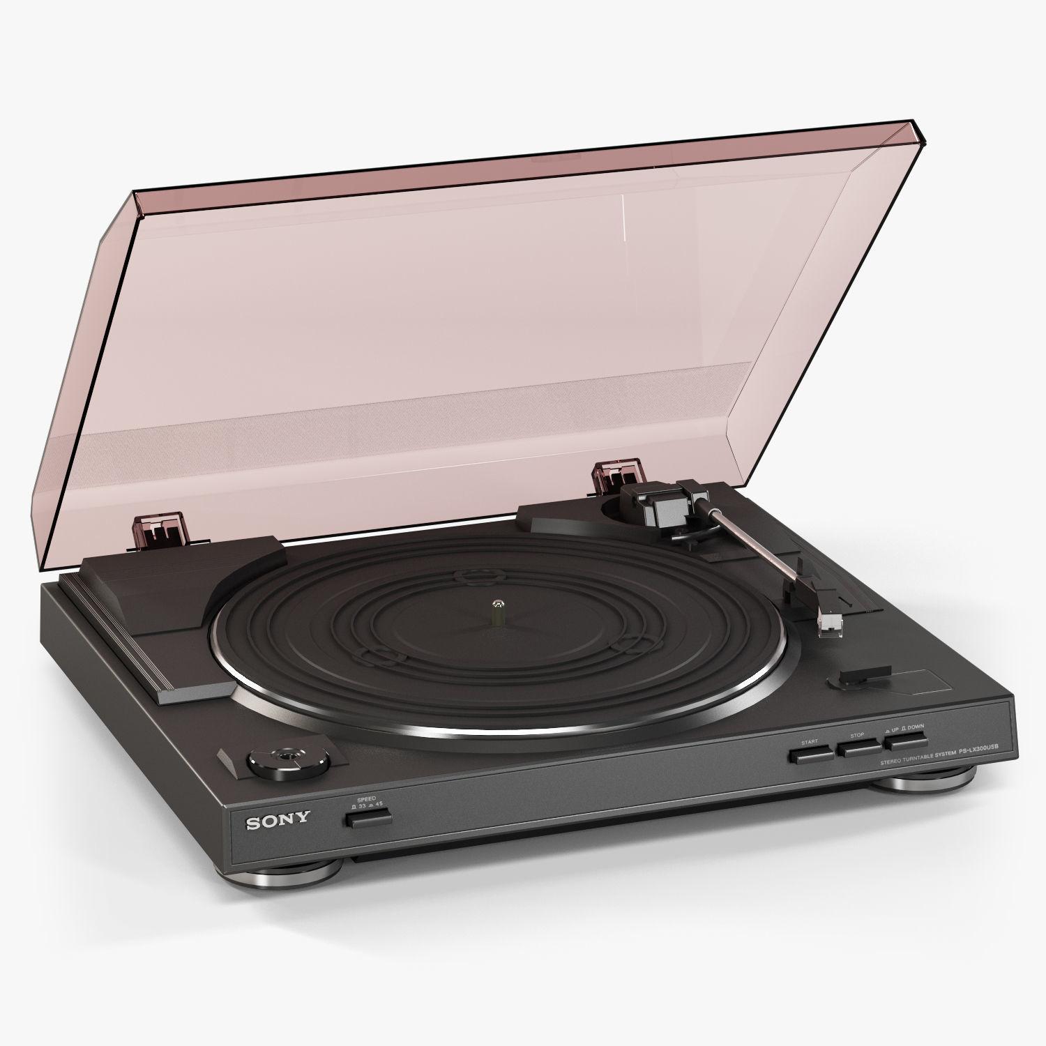 Sony PS-LX300USB Stereo Turntable