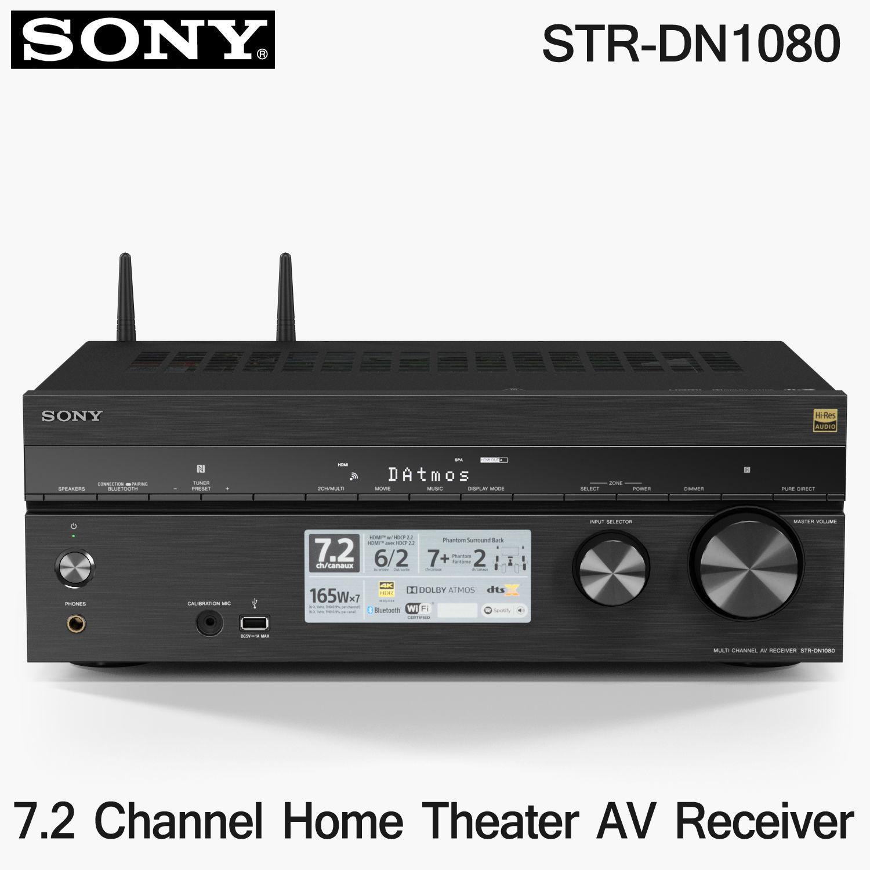 Sony STR-DN1080 network AV receiver