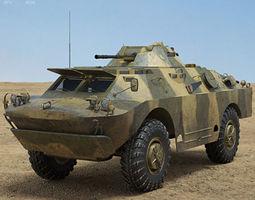 brdm BRDM-2 3D