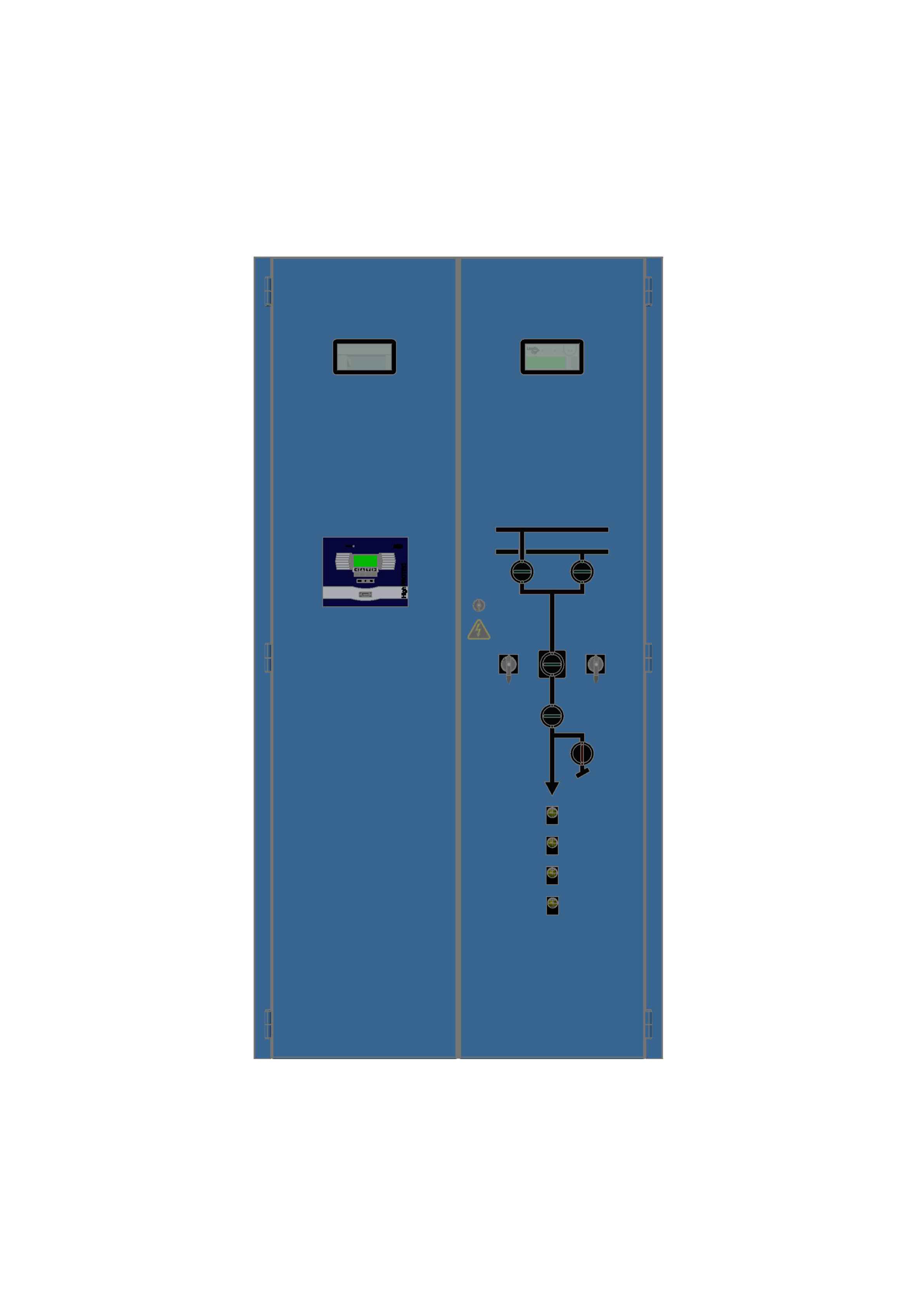 Electrical Relay Board 3d Cgtrader For Model Dwg 4