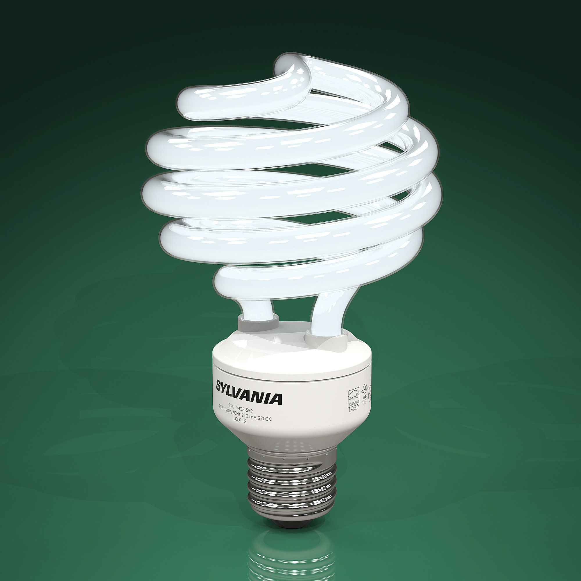 color bulbs white size products cri bulb spiral lighting w light temperature c watt cfl base ac hour f v satco