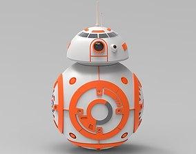 3D BB8 robot