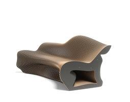 other parametric bench 3D