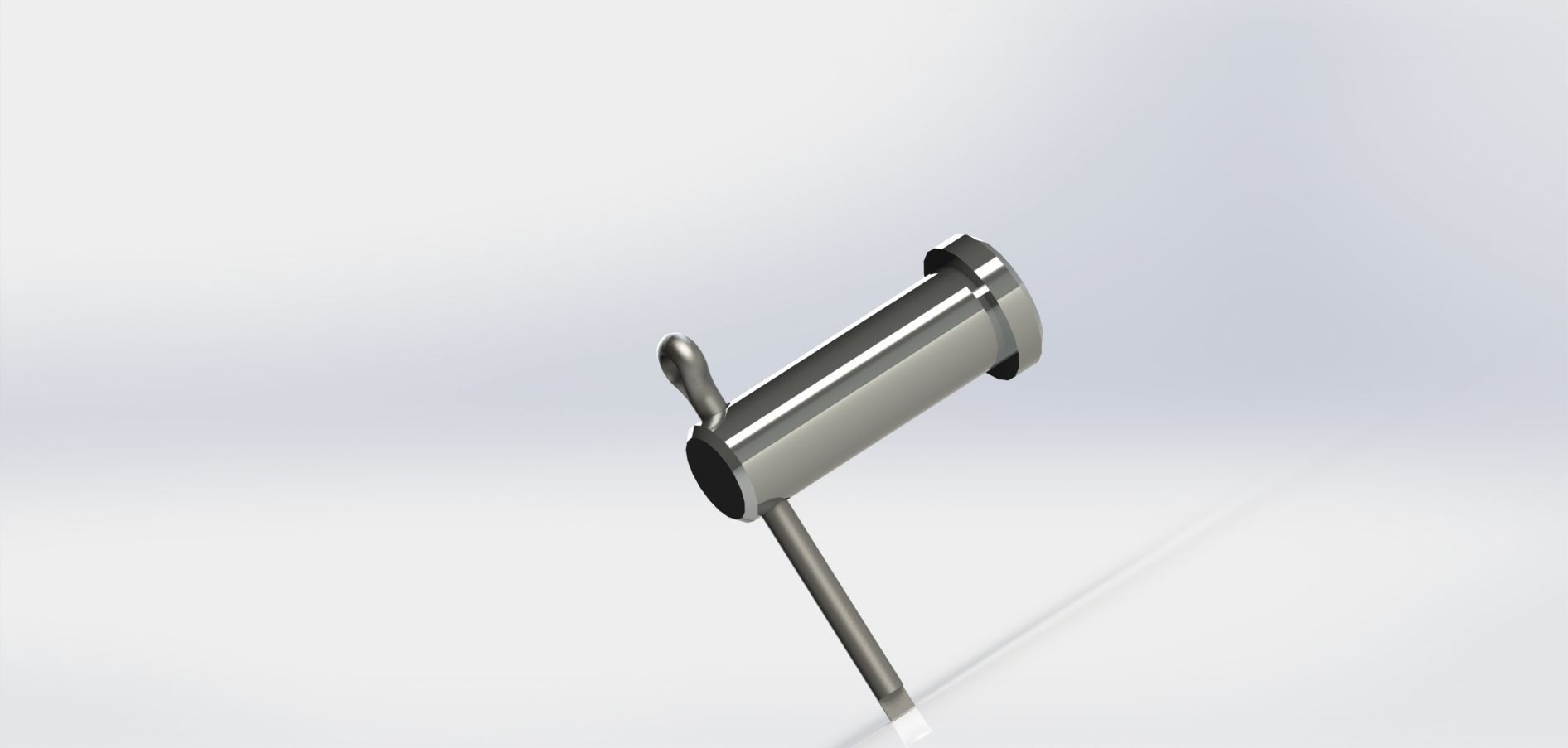 Clevis Pin With Cotter : Clevis pin with cotter free d model cgtrader