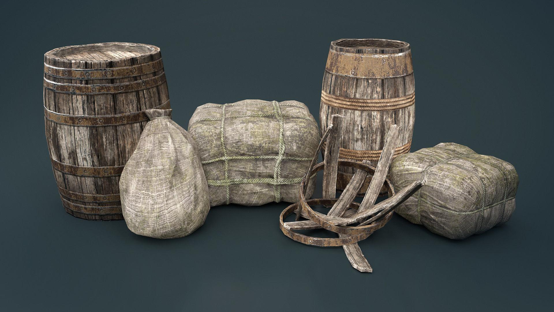 Bags and Barrels