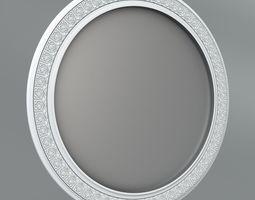 3D Frame for mirror 34