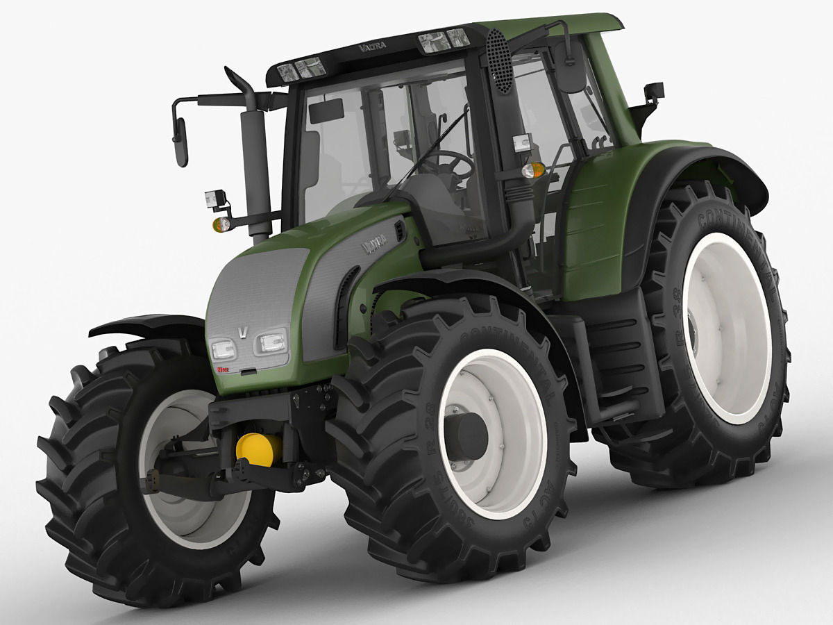 Valtra N142 tractor