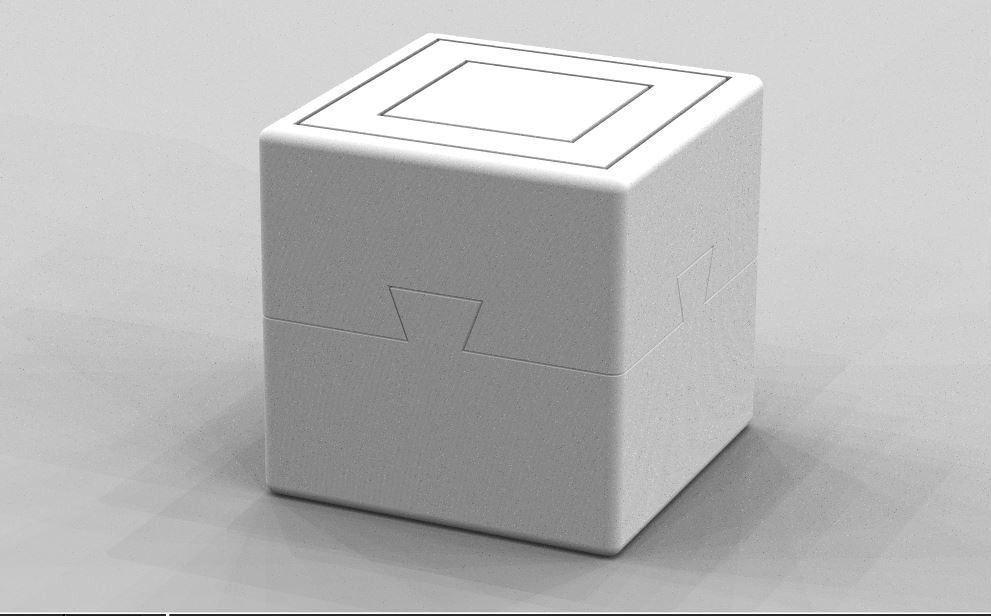 Puzzle Ring Box