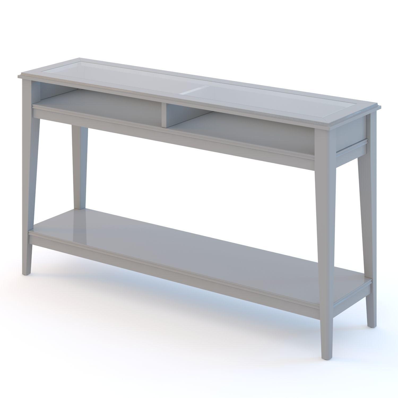 Model Ikea Liatorp Console Table