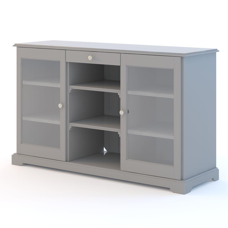 Ikea Liatorp Sideboard 3d Model