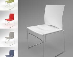 Rim Web 950 Chair Blender Cycles 3D
