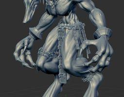 3D print model Anubis