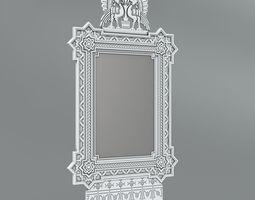 Frame for mirror 36 3D model