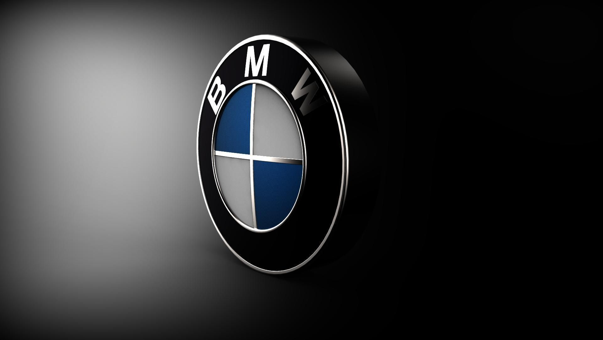 Bmw Logo 3d Modelnot Decal 3d Model Obj Stl Sldprt
