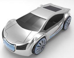 NOVA Concept CAR 3D model