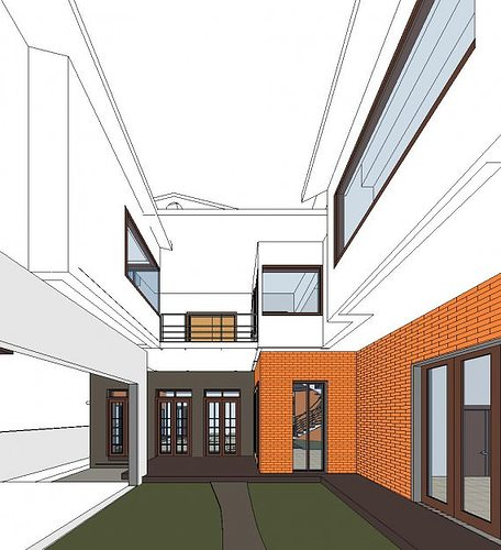 House model rvt