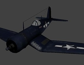 F4U Corsair 3D model