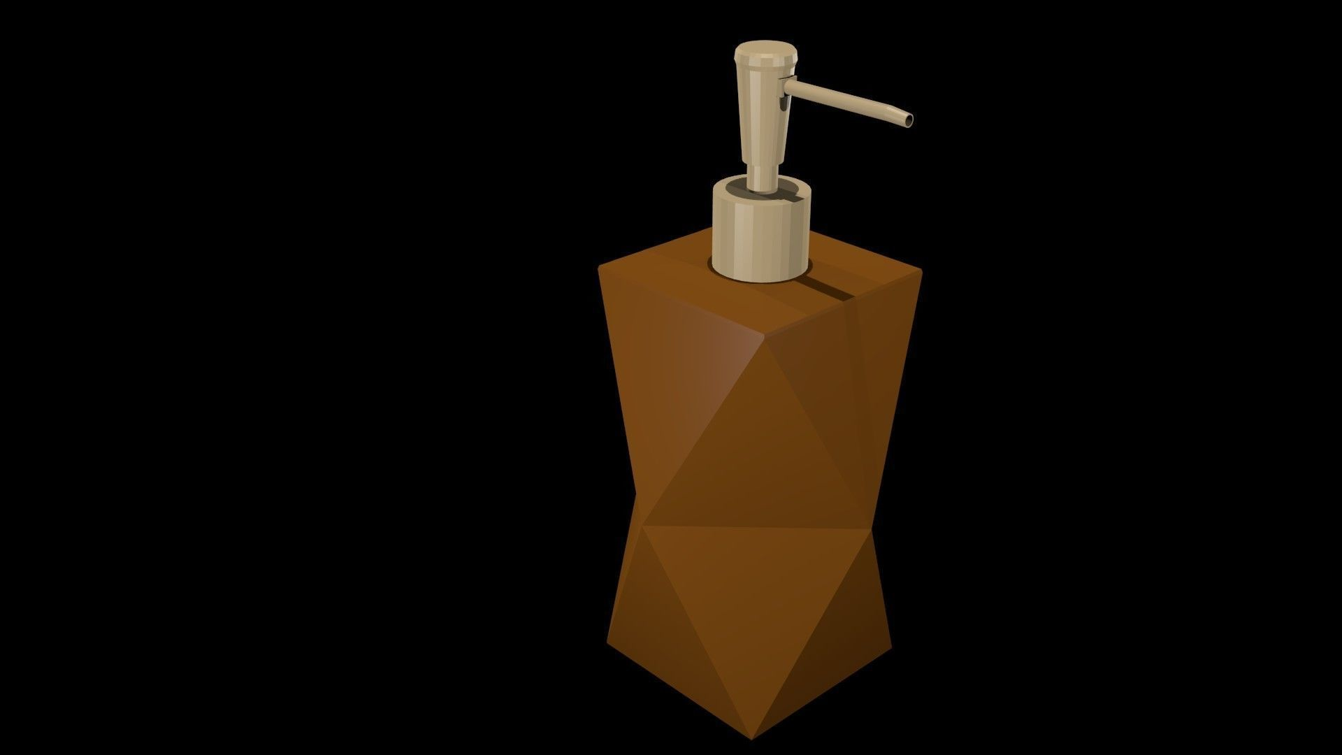 Low poly Dispenser