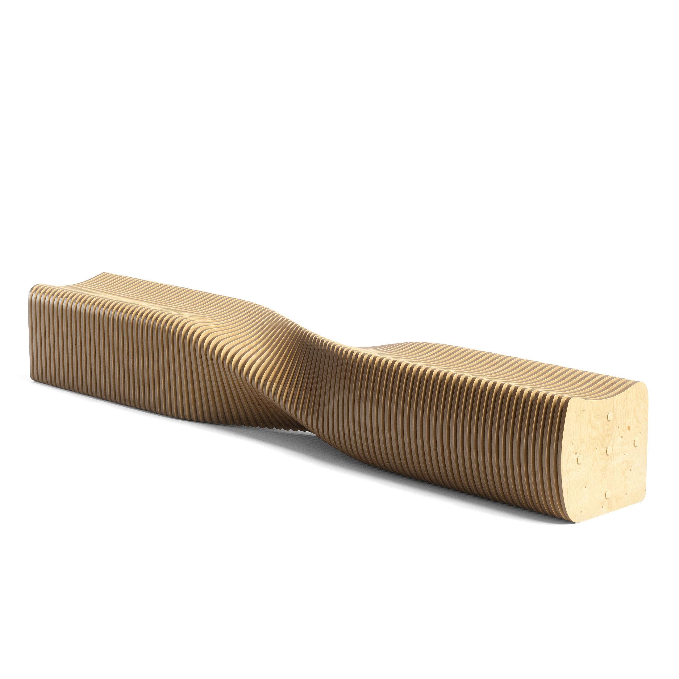 parametric bench 02