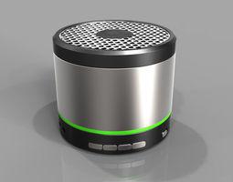 Subwoofer speakers 3D