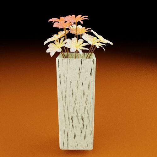 3d Asset Free Vase 10 Cgtrader