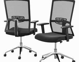 New Style Stilo office chair 3D model