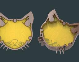 3D printable model CAT ASHTRAY