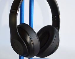 Dual Color Infinity Headphone Stand 3D printable model