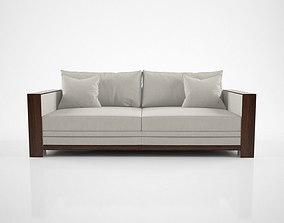 3D model Hughes Chevalier Charleston Sofa