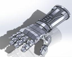 Mandalorian Gauntlet 3D print model