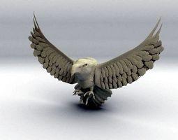 3D printable model Eagle Wall Decoration