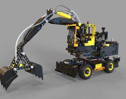 Lego loader 3D