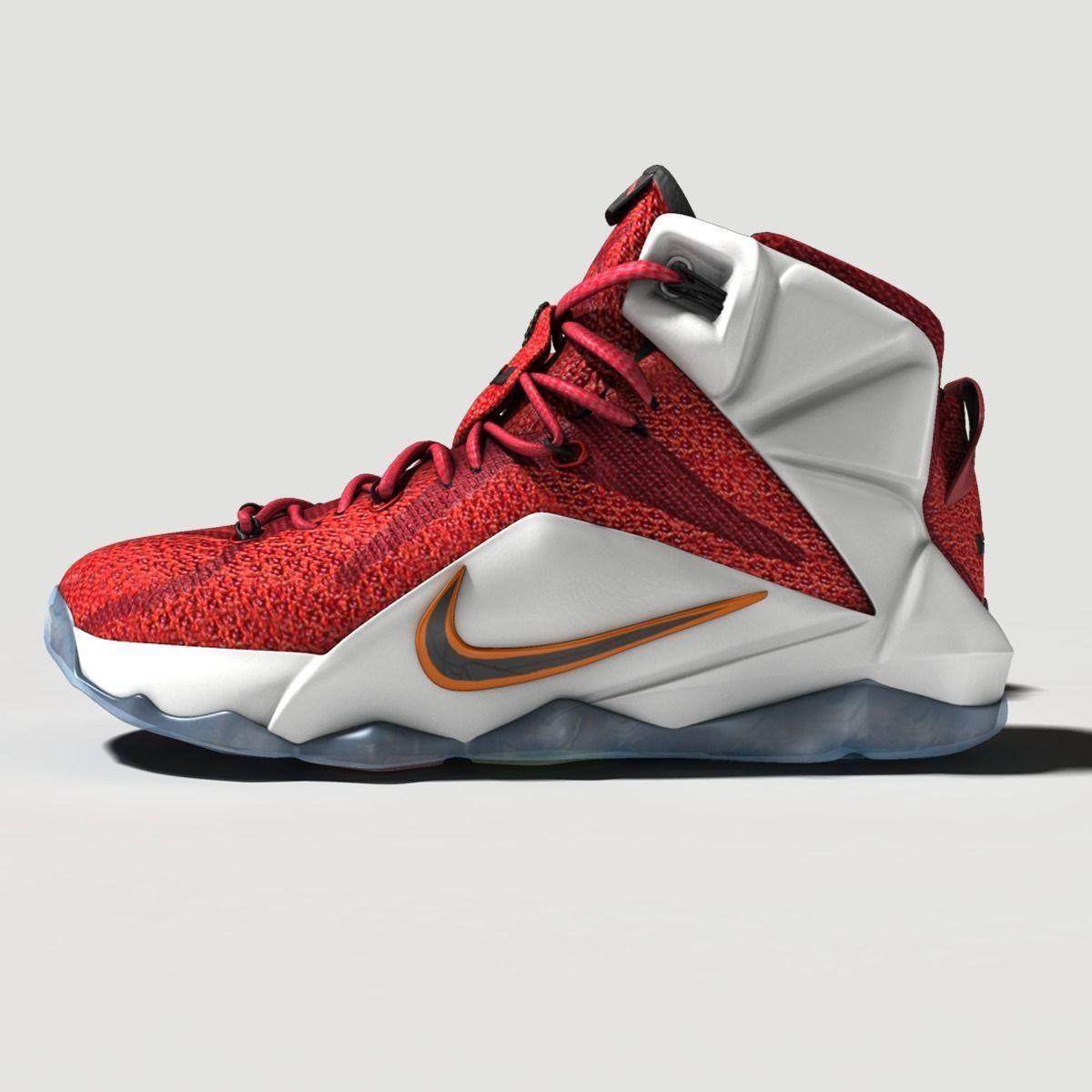 Lebron james shoes 12