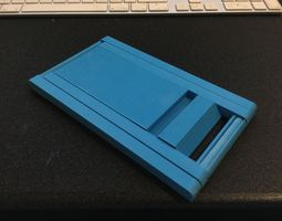 Folding General-Purpose Stand 3D printable model