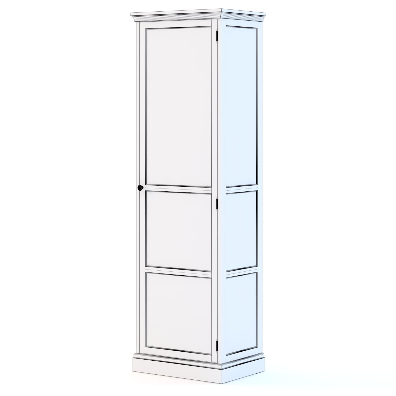 3d Wood Ikea Malsjo Glassdoor Cabinet Cgtrader
