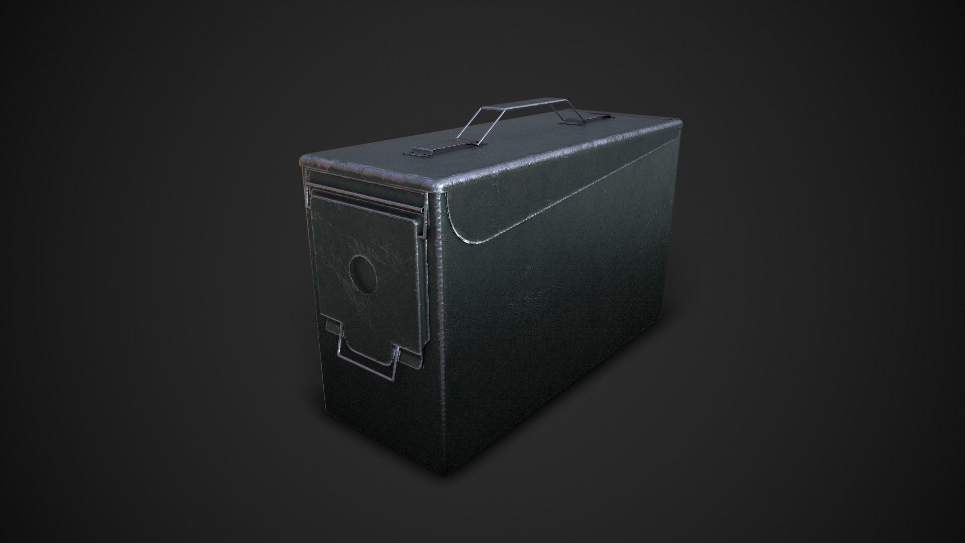Small Ammobox