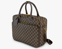 Louis Vuitton Bag 06 3D